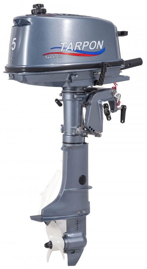 Лодочный мотор TARPON Т-Т 5S 5 л.с. двухтактный