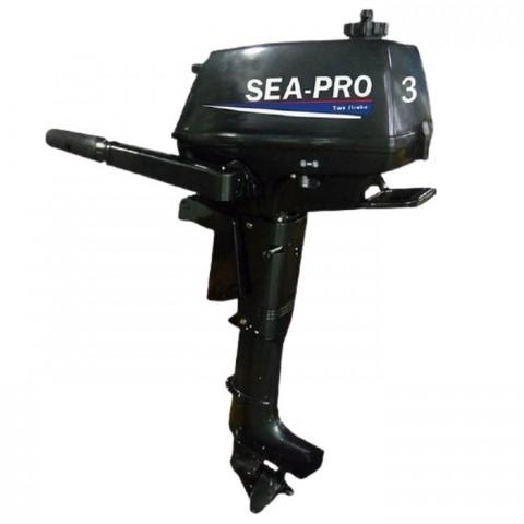 Лодочный мотор SEA-PRO Т 3S 3 л.с. двухтактный