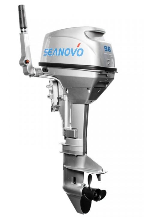 Лодочный мотор SEANOVO SN9.8FHS 9.8 л.с. двухтактный