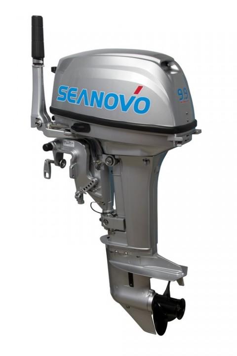 Лодочный мотор SEANOVO SN9.9FFES Enduro 9.9 л.с. двухтактный