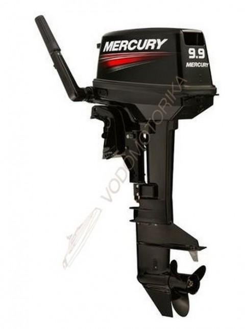 Лодочный мотор Mercury ME 9.9 M 169CC 9.9 л.с. двухтактный