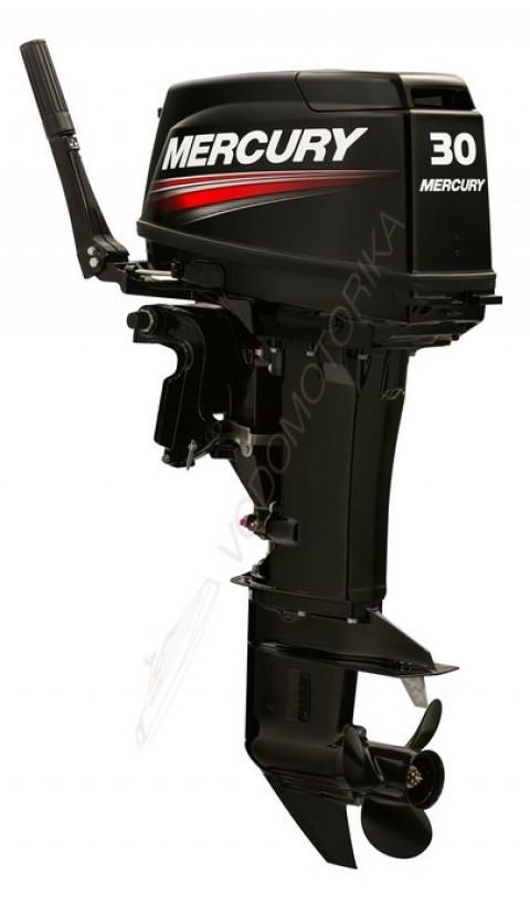 Лодочный мотор Mercury 30M 30 л.с. двухтактный