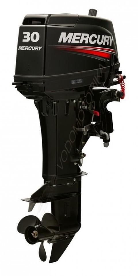 Лодочный мотор Mercury 30ML 30 л.с. двухтактный
