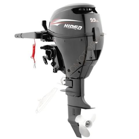 Лодочный мотор HIDEA HDF9.9HS 9.9 л.с. четырехтактный