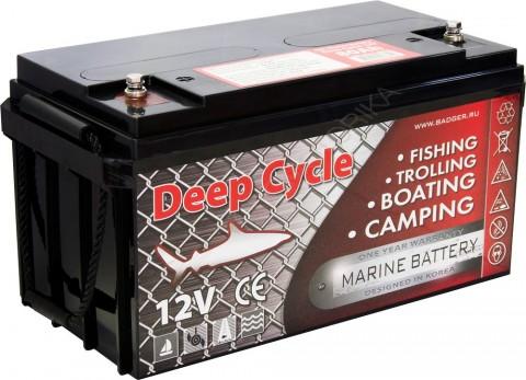 Аккумулятор глубокого разряда Marine Deep Cycle GEL CG12-80TA