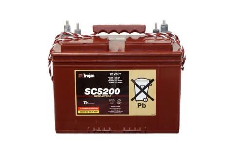 Аккумулятор глубокого разряда Trojan SCS200