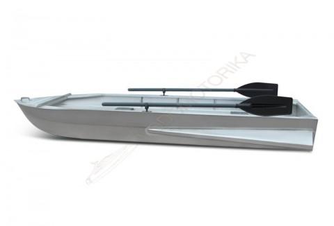 Алюминиевая лодка Малютка-Н 3.1м с булями