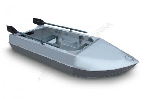 Алюминиевая лодка Романтика-Н 2.8м