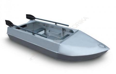Алюминиевая лодка Романтика-Н 3.5м