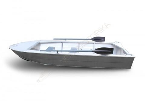 Алюминиевая лодка Мста-Н 3.5м