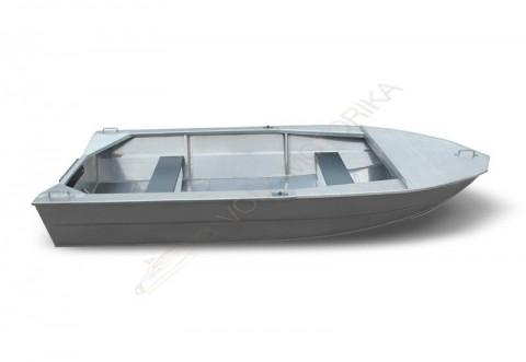Алюминиевая лодка Мста-Н 3.7м