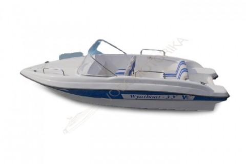 Катер WYATBOAT Wyatboat-3У