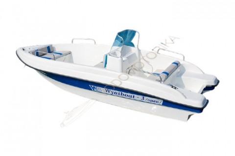 Катер WYATBOAT Wyatboat-3 Open