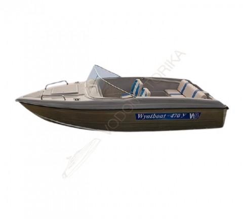 Катер WYATBOAT Wyatboat-470У