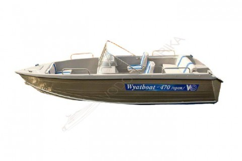 Катер WYATBOAT Wyatboat-470 Open