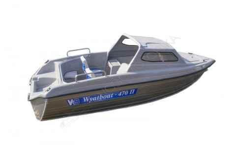 Катер WYATBOAT Wyatboat-470 П