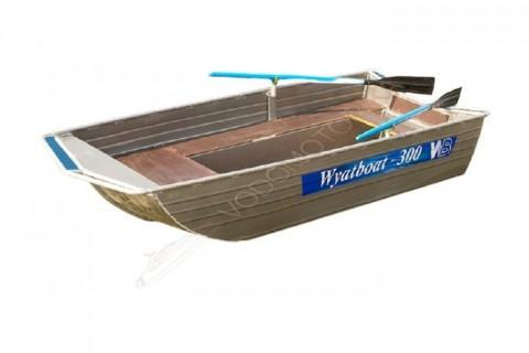 Алюминиевая лодка WYATBOAT Wyatboat-300
