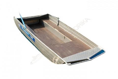 Алюминиевая лодка WYATBOAT Wyatboat-390