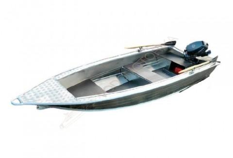 Алюминиевая лодка WYATBOAT Wyatboat-390 У