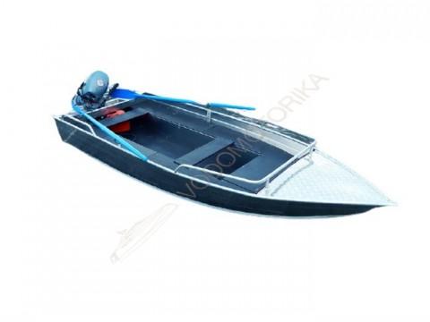 Алюминиевая лодка WYATBOAT Wyatboat-390 М