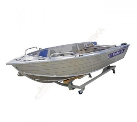 Алюминиевый катер WYATBOAT Wyatboat-430