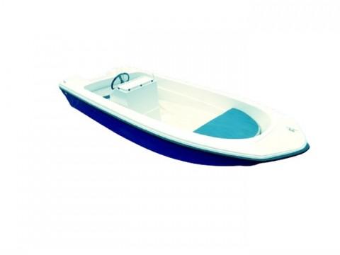 Катер WYATBOAT Wyatboat-430C пластик