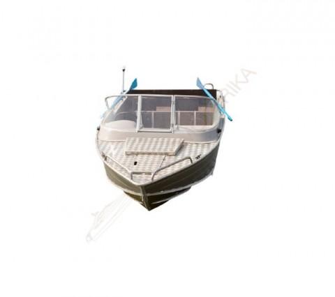 Алюминиевый катер WYATBOAT Wyatboat-460