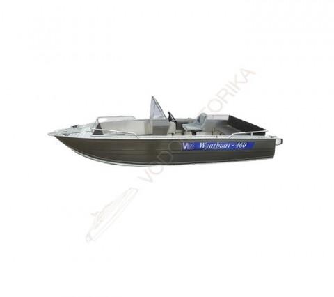 Алюминиевый катер WYATBOAT Wyatboat-460 С