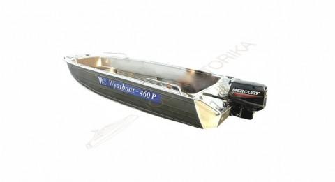 Алюминиевый катер WYATBOAT Wyatboat-460 P