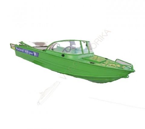 Алюминиевый катер WYATBOAT Wyatboat-460 Pro