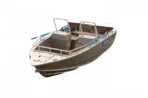 Алюминиевый катер WYATBOAT Wyatboat-460 DC