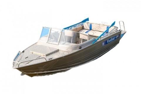 Алюминиевый катер WYATBOAT Wyatboat-490