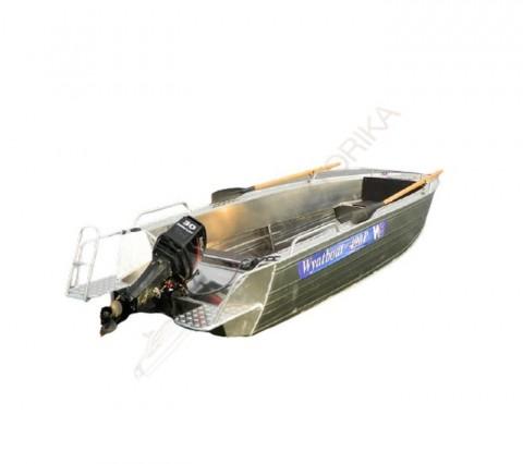 Алюминиевый катер WYATBOAT Wyatboat-490 Р