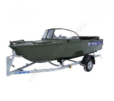 Алюминиевый катер WYATBOAT Wyatboat-490 Pro
