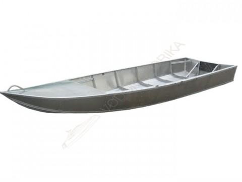 Алюминиевая лодка WYATBOAT Вятка (шило)