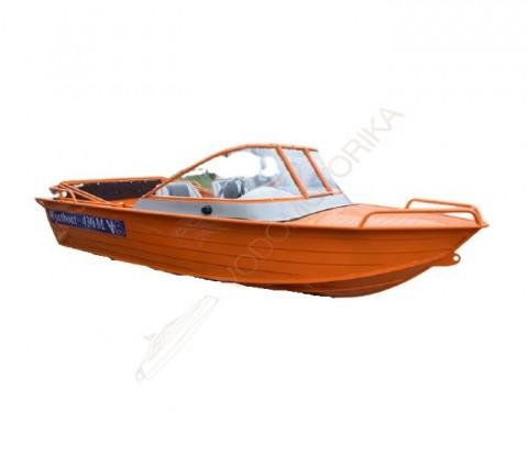 Алюминиевый катер WYATBOAT Wyatboat-430 М