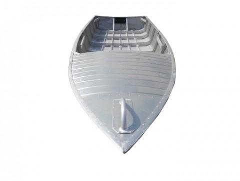 Алюминиевая моторно-гребная лодка Вятка Шило
