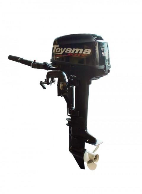 Лодочный мотор TOYAMA TM9.8TS 9.8 л.с. двухтактный