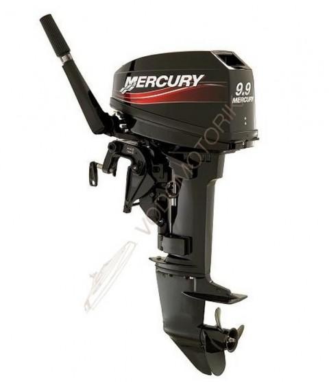 Лодочный мотор Mercury 9.9M TMC двухтактный
