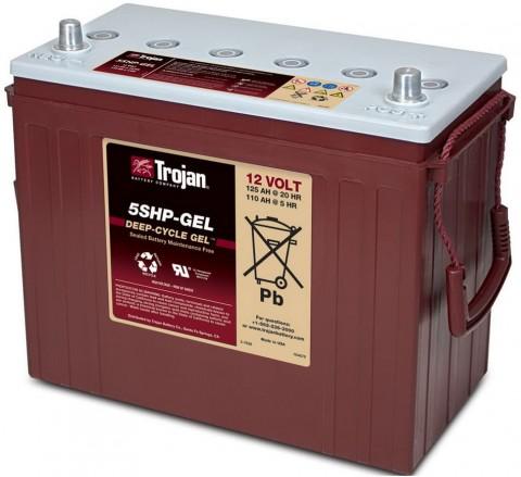 Аккумуляторная батарея TROJAN 5SHP-GEL