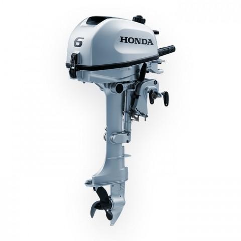 Лодочный мотор Honda BF 6AH SHU 6 л.с. четырехтактный
