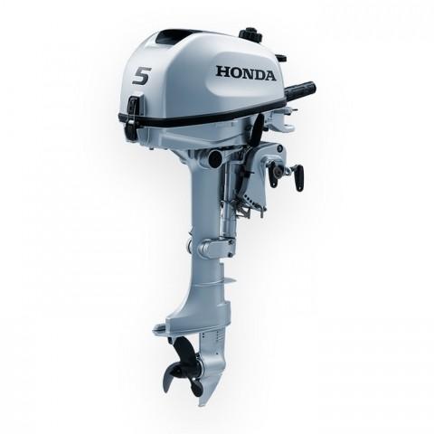 Лодочный мотор HONDA BF 5DH SHU 5 л.с. четырехтактный