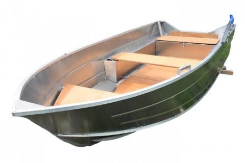 Алюминиевая лодка Алюмакс-355